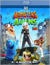 Monsters vs. Aliens (Blu-ray 3D)