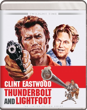 Thunderbolt & Lightfoot Blu-ray