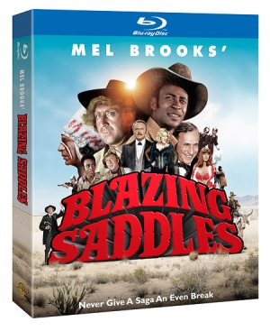 Blazing Saddles: 40th Anniversary Edition on the way!