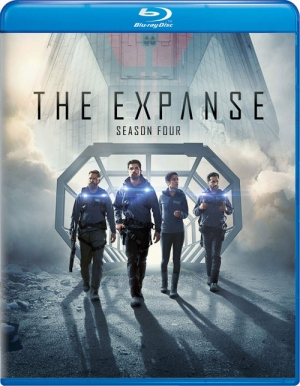The Expanse: Season 4 (Blu-ray Disc)