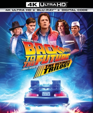 Back to the Future: The Ultimate Trilogy (4K Ultra HD)