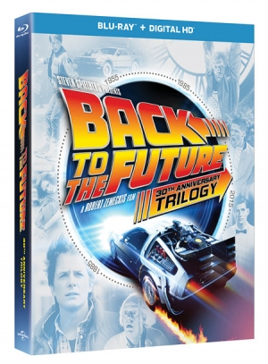 Back to the Future Trilogy: 30th Anniversary on Blu-ray