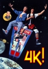 Bill and Ted are coming to 4K