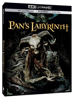 Pan's Labyrinth (4K Ultra HD)