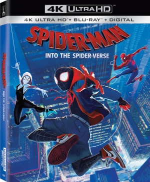 Spider-Man: Into the Spider-Verse (4K Ultra HD)