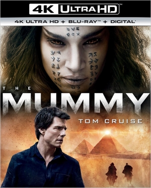 The Mummy (2017 - 4K Ultra HD Blu-ray)