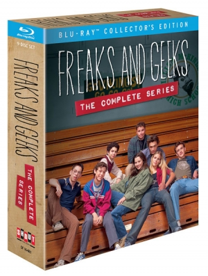 Freaks and Geeks on Blu-ray