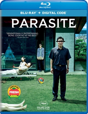 Parasite (Blu-ray Disc)