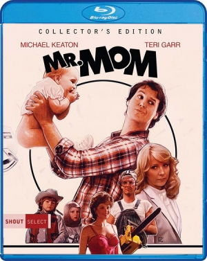 Mr. Mom: Collector's Edition (Blu-ray Disc)