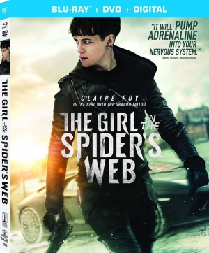 The Girl in the Spider's Web (Blu-ray Disc)
