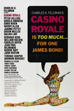 Casino Royale one sheet