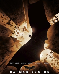 Batman Begins in 4K