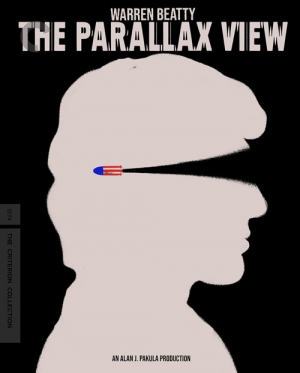 The Parallax View (Criterion Blu-ray Disc)