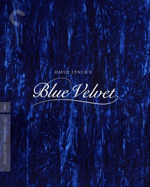 Blue Velvet (Criterion Blu-ray Disc)
