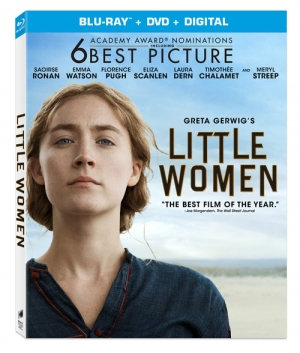 Little Women (Blu-ray Disc)