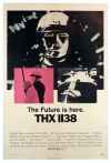 THX 1138 one sheet