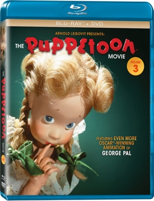 The Puppetoon Movie: Volume 3 (Blu-ray Disc)
