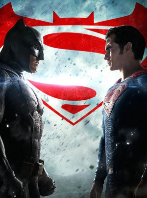 Batman v Superman on Blu-ray