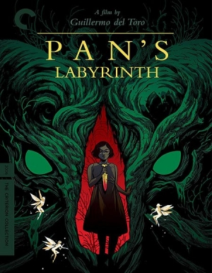 Criterion Pan's Labyrinth Blu-ray
