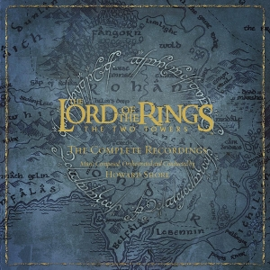 The Lord of the Rings: The Two Towers - Complete Recordings (CD/Blu-ray Audio)