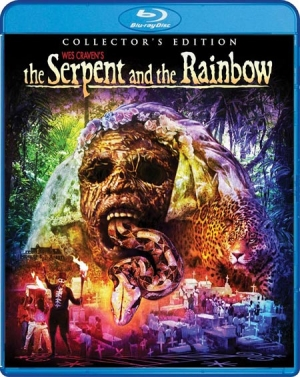 The Serpent and the Rainbow on Blu-ray