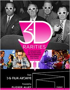 3-D Rarities II (Blu-ray 3D Review)