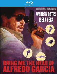 Bring Me the Head of Alfredo Garcia (Blu-ray Review)