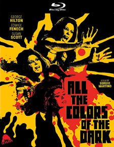 All the Colors of the Dark (Blu-ray Review)