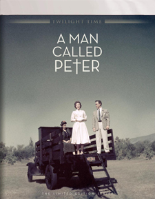Man Called Peter, A (Blu-ray Review)