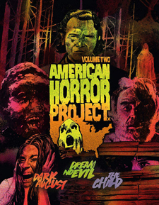 American Horror Project: Volume Two (Blu-ray Review)