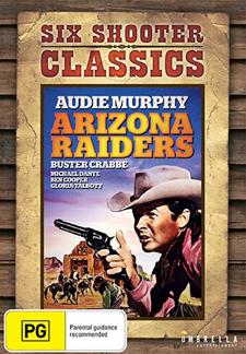 Arizona Raiders (DVD Review)