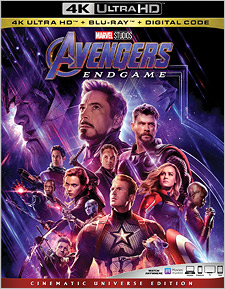 Avengers: Endgame (4K UHD Review)