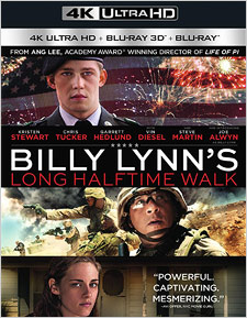 Billy Lynn's Long Halftime Walk (4K UHD Review)