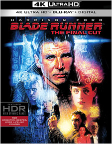 Blade Runner: The Final Cut (4K UHD Review)
