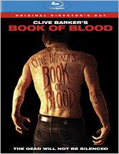 Book Of Blood: Original Director's Cut