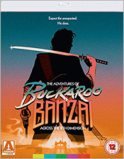 Adventures of Buckaroo Banzai Across the 8th Dimension, The (Region B)
