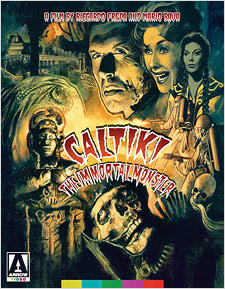 Caltiki The Immortal Monster: Special Edition