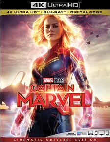 Captain Marvel (4K UHD Review)
