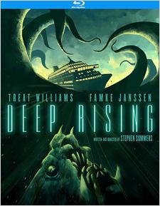 Deep Rising (Blu-ray Disc)
