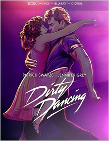 Dirty Dancing (Steelbook) (4K UHD Review)