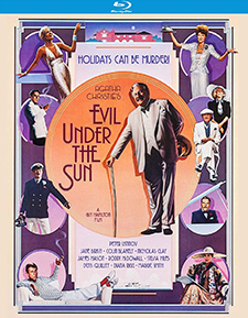 Evil Under the Sun (Blu-ray Review)