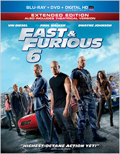 Fast & Furious 6: Extended Edition
