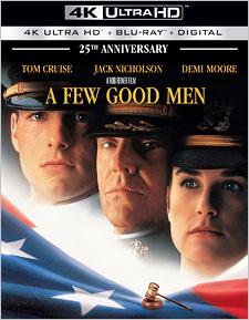 Few Good Men, A: 25th Anniversary Edition (4K UHD Review)