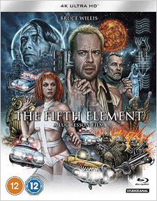 Fifth Element, The (UK Import) (4K UHD Review)