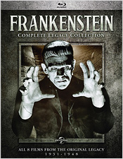 Frankenstein: Complete Legacy Collection (Blu-ray Review)