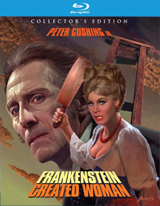 Frankenstein Created Woman: Collector's Edition (Blu-ray Review)