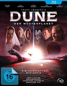 Dune, Frank Herbert's (Blu-ray Review)