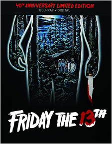 Friday the 13th: 40th Anniversary Steelbook (Blu-ray Review)
