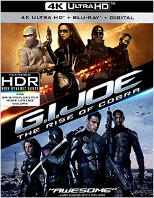 G.I. Joe: The Rise of Cobra (4K UHD Review)