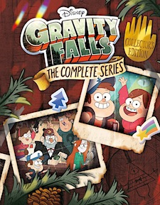 Gravity Falls: The Complete Series (Blu-ray Review)